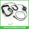 For PUXING handheld radio PX-777 PX999 security guard throat vibration microphone