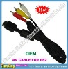For PlayStation2 PS2 AV Cable