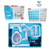 For Wii 58in 1 Double Sports Pack in white and black with corlor box packing which model number is PG-WIT57