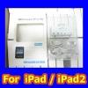 For iPad Connection Kit HDMI (HDMI + SD + MicroSD + USB+ Micro USB+AV Output) For iPad Combo Connection Kit for iPad