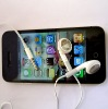 For iPhone in-Ear Headphone Headset Earphone With Remote and Microphone