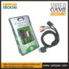 For xbox360 cable VGA and RCA