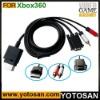 For xbox360 xbox 360 slim vga cable