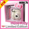 Fuji instax Mini 7s Camera Hello kitty WHITE