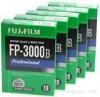 Fujifilm Instant B&W Film 10exp FP-3000B