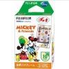 Fujifilm Instant Polaroid Mini7s/Mini25/Mini50s Camera Film Fujifilm Instax Mickey Mouse