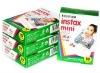 Fujifilm Instant Polaroid Mini7s/Mini25/Mini50s/Mini55i Plain Film Fuji Instax