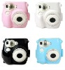 Fujifilm Mini7s Instant Polaroid Film Camera Color Shells Fujilfilm Instax Mini7s