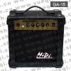 GA-15 15W Professional Guitar Amplifier