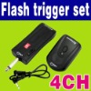 GY-04A 4CH Remote Studio FM Flash Trigger