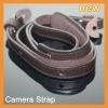Genuine Leather Camera Strap for SLR camera ,Digital camera, Camcorder, and Video camera