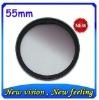 Grad 55mm filter ND graduated filter Full grey