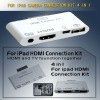 HDMI DOCK VIDEO TV OUT USB AV CABLE CAMERA CONNECTION KIT 1080P FOR IPAD 2