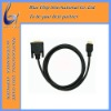 HDMI TO DVI Cable for Playstation3 video game accessories