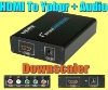 HDMI to Ypbpr Component video converter