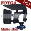 HDSLR DSLR Matte Box for 15mm Rod 5DII 7D 60D 550D D7000