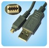 HIGH Quality USB / AV camera Cable for SAMSUNG