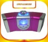 HOT SALE!!!/MP4 media player speaker/LED light mini speaker