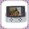 Handheld Game Player Console with FM Transmiter