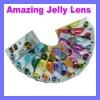 Heart/ Blue Filter Star/ Antique Filter Polarized/ Vivid Macro Close Up Soft Lens Starburst Shaking Vignette Sparkle jelly lens