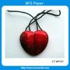 Heart shape mp3 for lovers