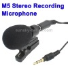 High Quality Stereo Recording Microphone
