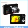 High denifition digital camera with 3x optical zoom and 2.7 inch TFT LCD max to 15mp (DC-1500)