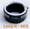 High precision Adapter for Leica R LR Lens to E Mount NEX-5 NEX-3 adapter ring