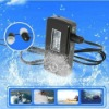 Hot Sales Silver Waterproof MP3 with FM