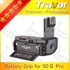 Hot digital camera battery grip BG-E6 for Canon Eos 5D Mark II