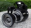 Hot selling 10MP Digital camera with 2.4inch touch screen and 8X digital zoom DC-550