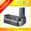 Hot selling digital battery grip for Nikon D5100 camera