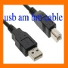 Hotsell All kinds of usb am bm cable