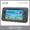 """JXD-S7100 MID popular simulator android games with 7"""" capacitive touch"""