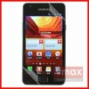 Japanese PET screen protector for Samsung GALAXY S II DUO I929