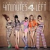 K-Pop 4Minute - 4Minutes Left Music CDs