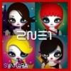 K-pop, Korean Music CD 2NE1 - 2ND (MINI ALBUM)