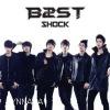 K-pop, Korean Music CD BEAST - SHOCK (LIMITED JAPAN SHOWCASE 'B' VERSION) (CD+DVD)