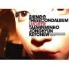 K-pop, Korean Music CD SHINEE - VOL.2 [LUCIFER] TYPE B