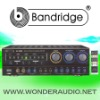 Karaoke Amplifier BANDRIDGE AV-300K for Home stereo karaoke equipment