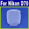 LCD Cover Screen Protector For Nii kon D70