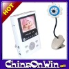 LCD compact wireless portable AV camera and receiver