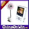 LCD compact wireless portable monitor for baby