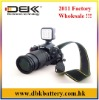 LED Camera Camcorder Video Light LED-5009