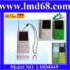 Manufacture Mp3 shapePocket MINI FM RADIO LMD4049