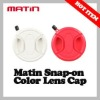Matin Snap-on Color Lens Cap