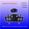 Medium swivel tilting lcd/plasma bracket high quality