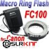 Meike FC-100 Macro Ring Flash/Light for Canon EOS 600D 60D 7D 550D 1100D T3i T3