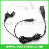 Microphone headset for Motorola CB radio Visar series