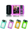 Mini Usb Digital Still Camera 4X Digital Zoom Li-Ion